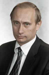 Vladimir Putin, Bellicose War-Monger?  Or just doing his duty?